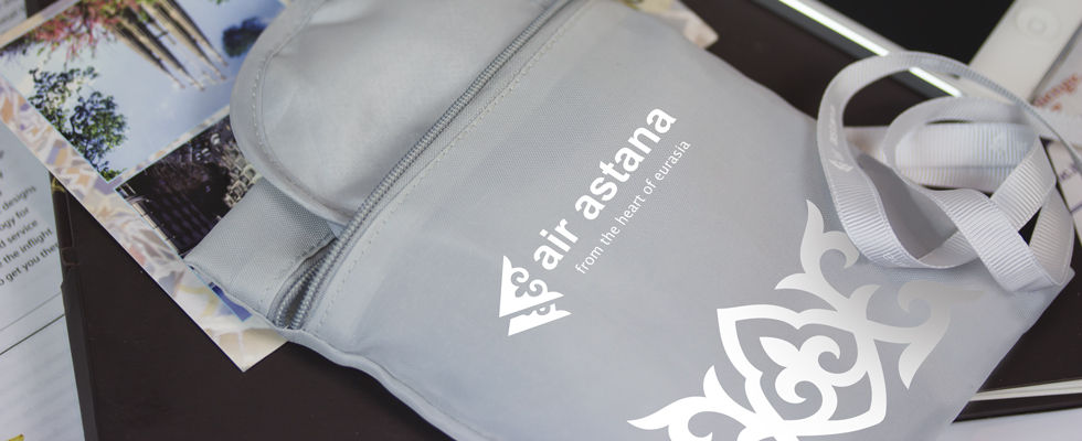 Economy Class Kits for Air Astana